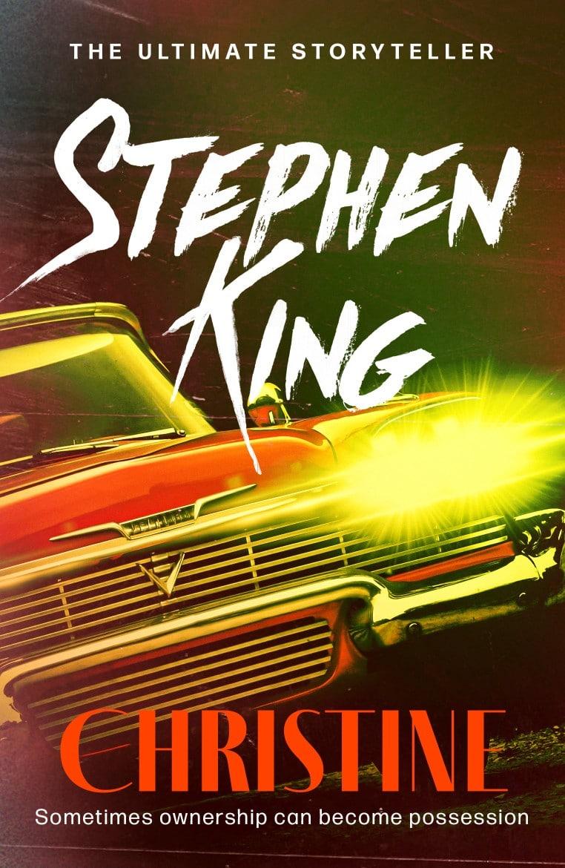 Stephenking Hodder 2021 Cover Christine