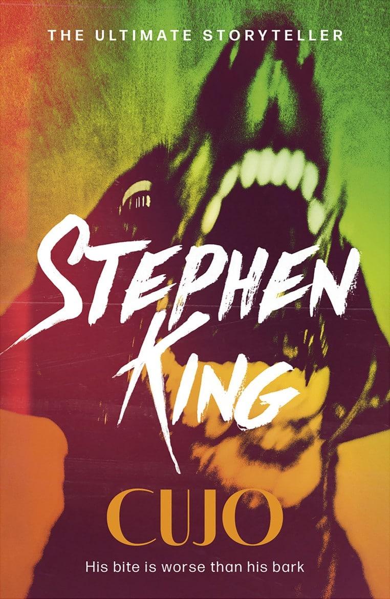 Stephenking Hodder 2021 Cover Cujo