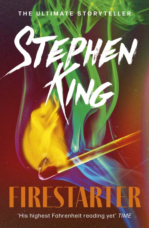 Stephenking Hodder 2021 Cover Firestarter