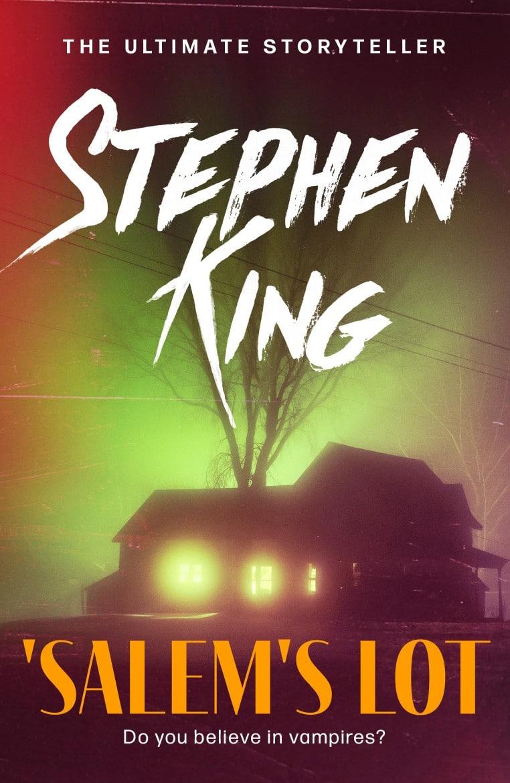 Stephenking Hodder 2021 Cover Salemslot