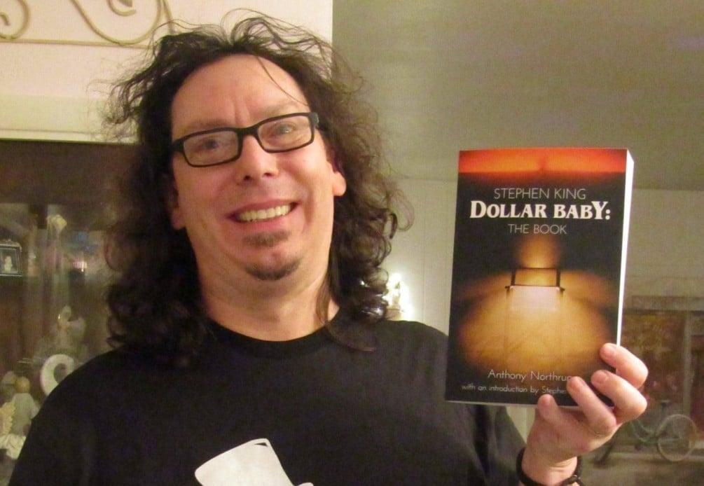 Anthony Northrup Dollarbaby Book Festival 2021 Stephenkingrules Livre