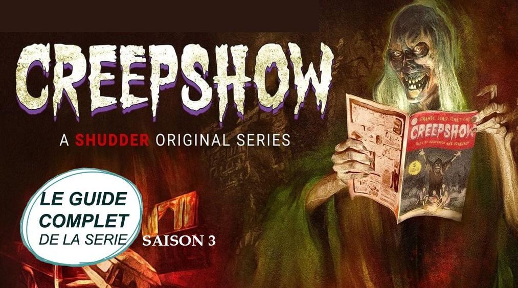 Creepshow Guide Saison3