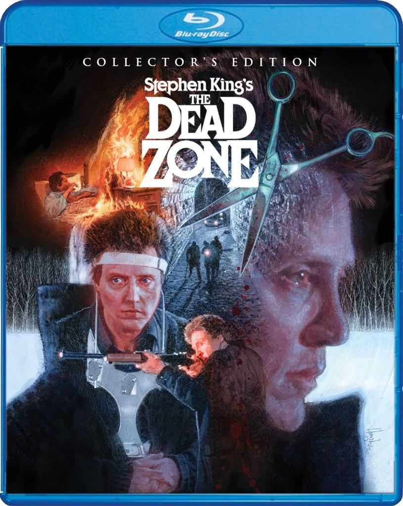 Deadzone Film Scream Factory Us Bluray Dvd