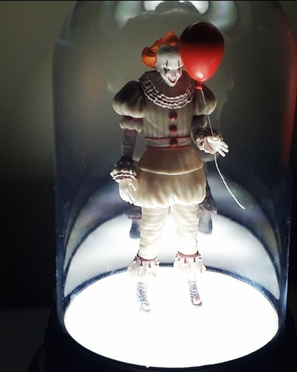 Paladone Pennywise Figurine 07