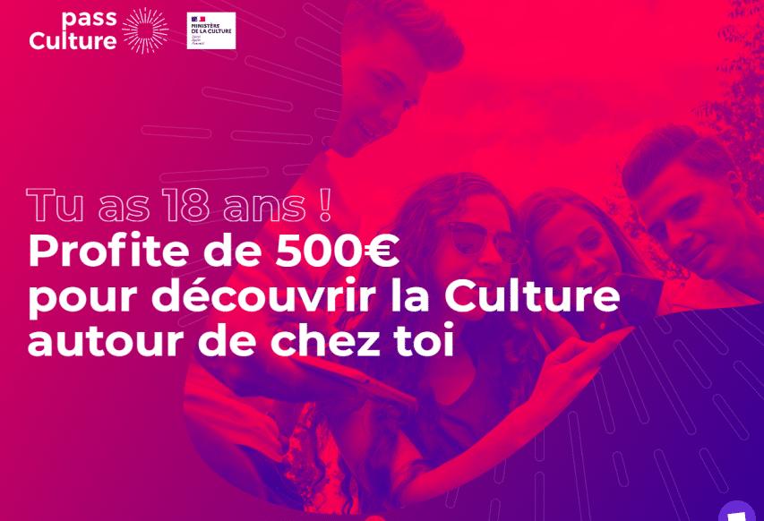 Passculture France