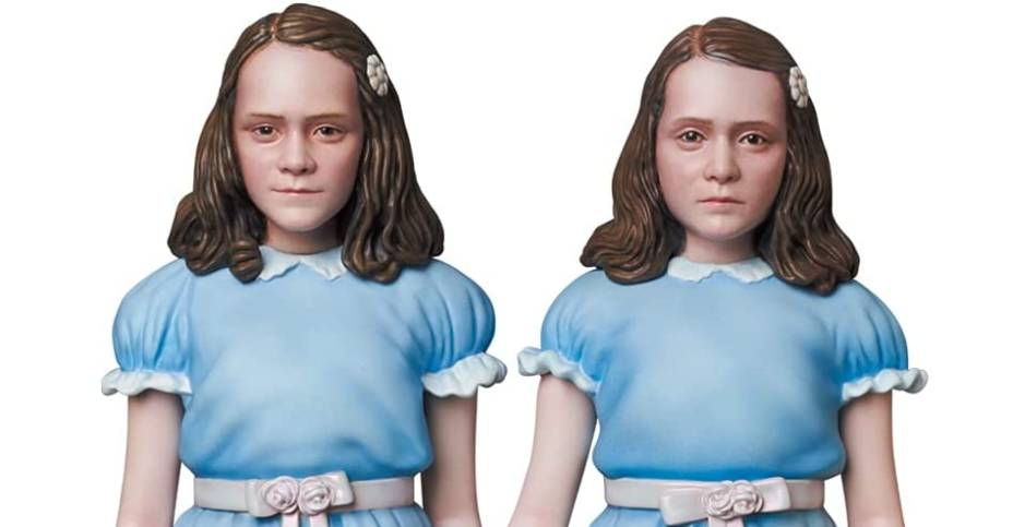 Shining Grady Twins Figurine 01