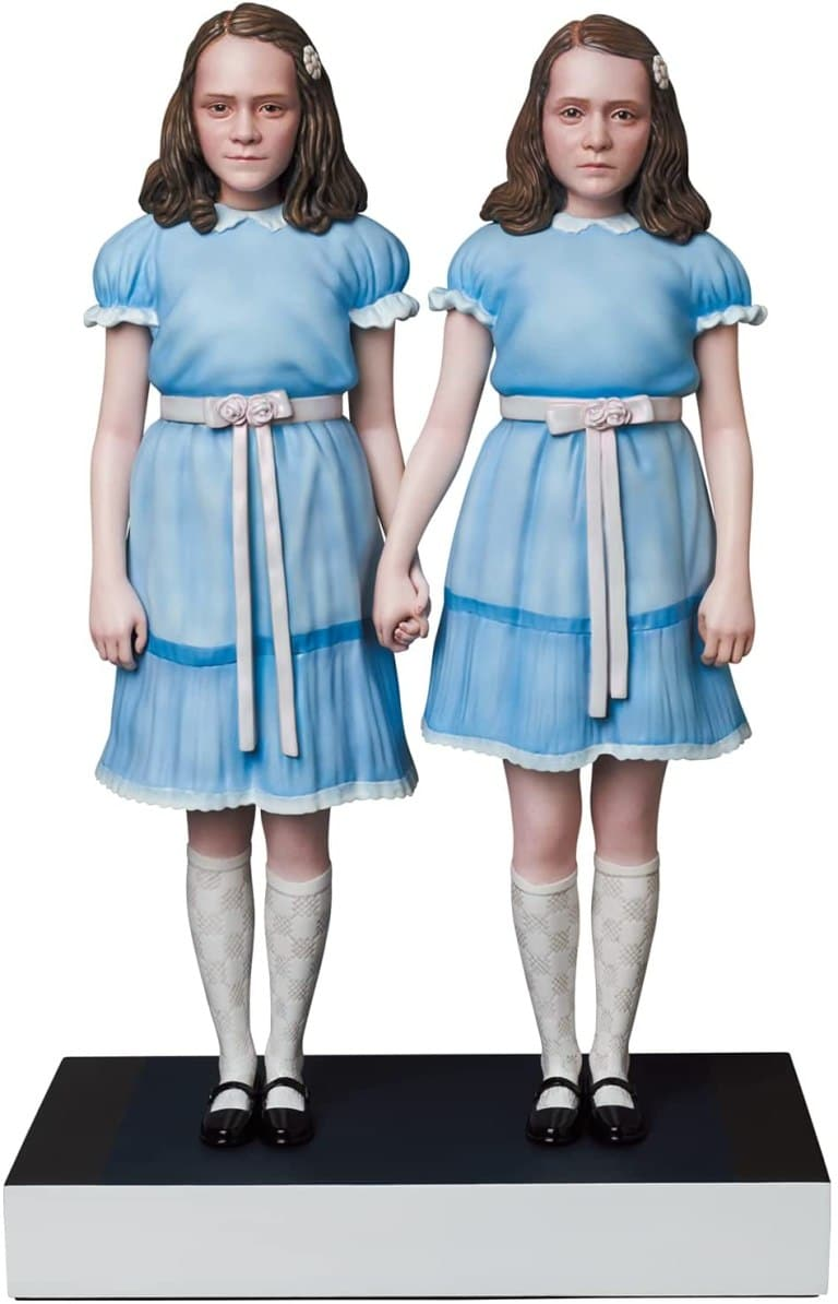 Shining Grady Twins Figurine 02