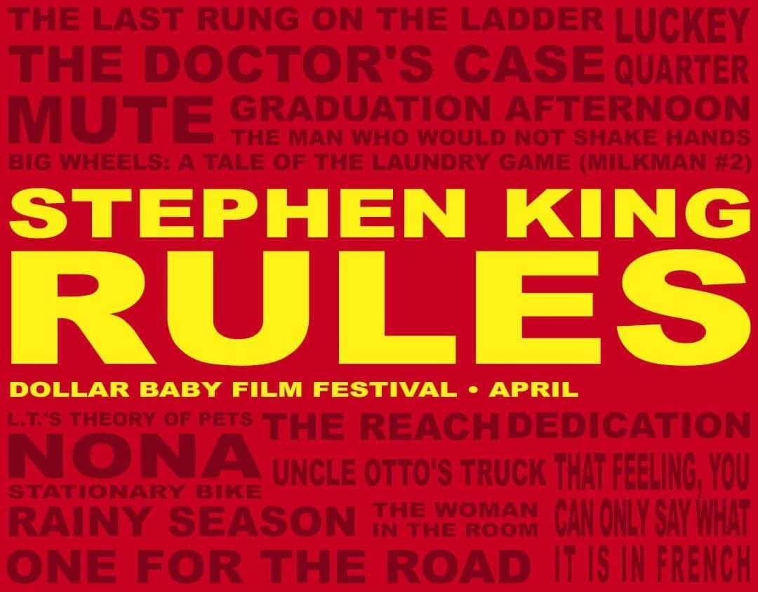 Stephenkingrules Festival Dollar Babies 2021 Cover