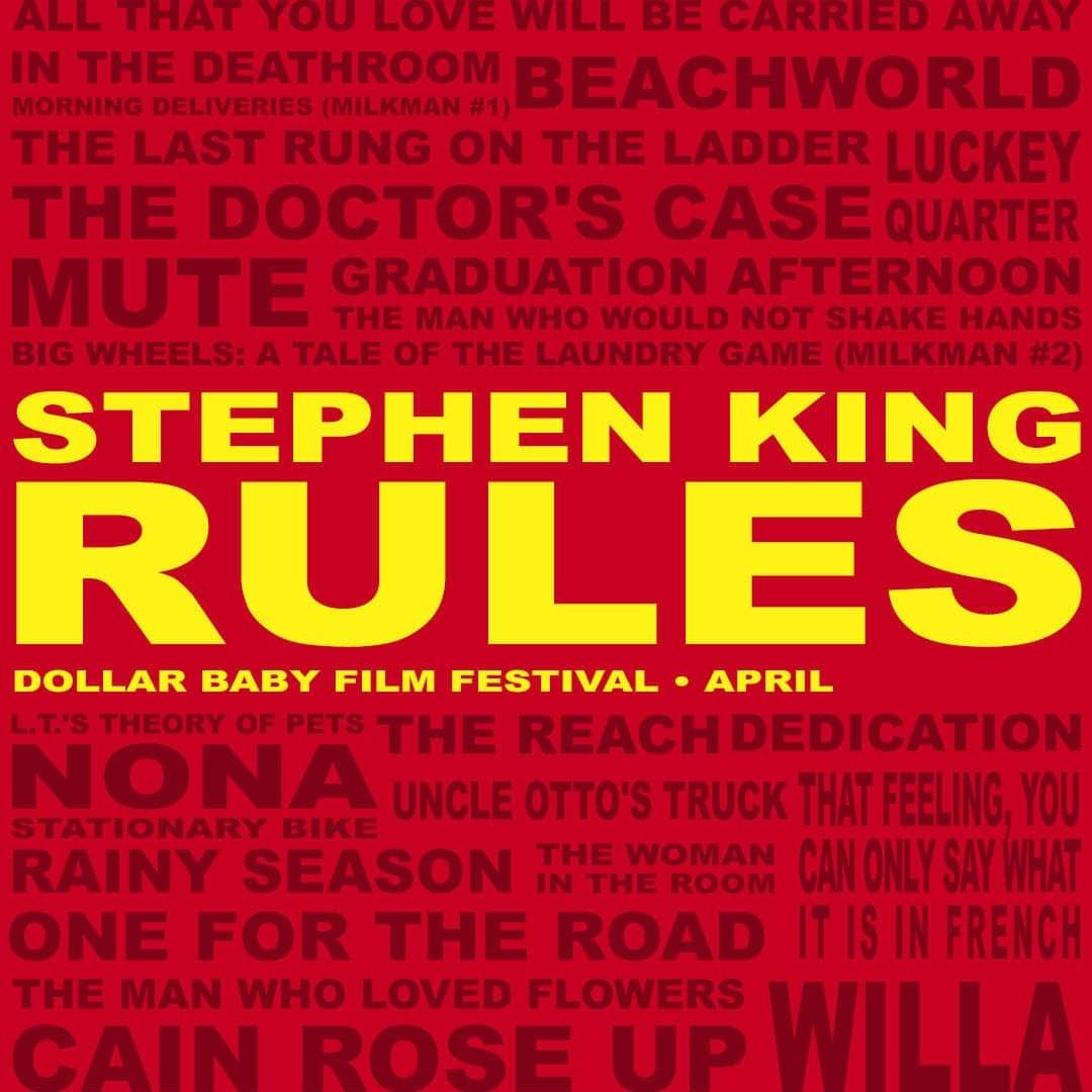 Stephenkingrules Festival Dollar Babies 2021