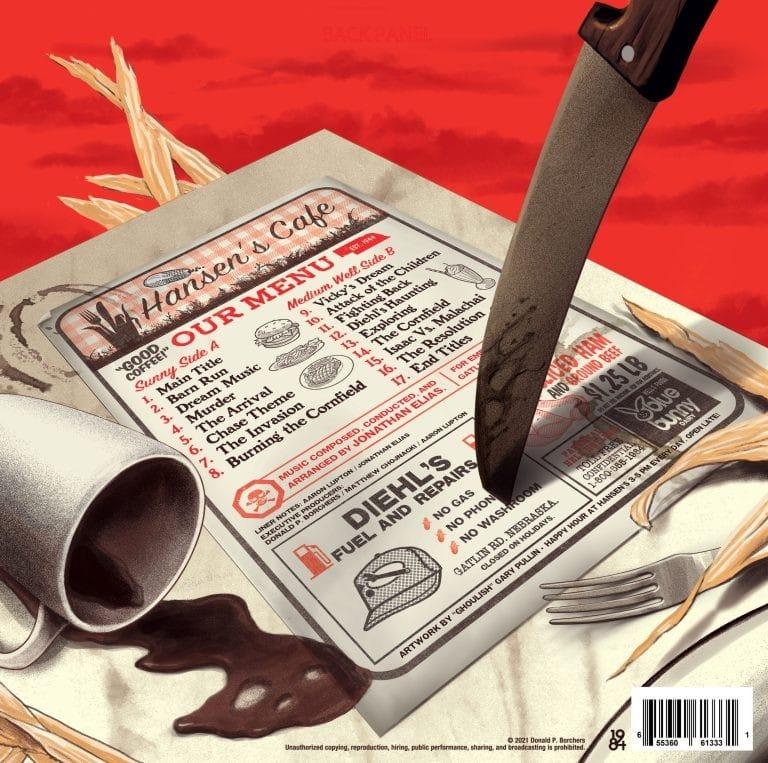 Children Of The Corn Soundtrack Csk Couv2