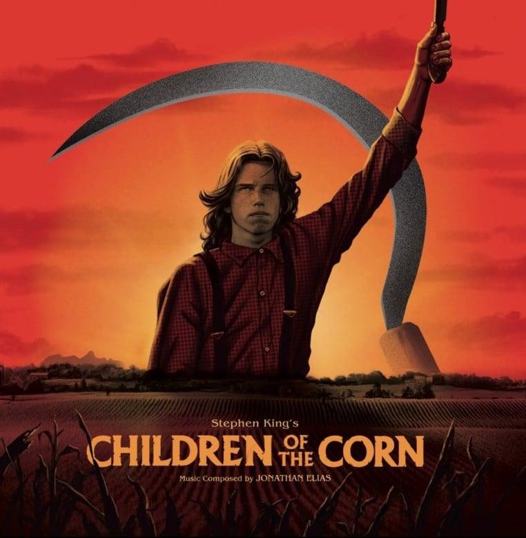 Children Of The Corn Soundtrack Csk Cover