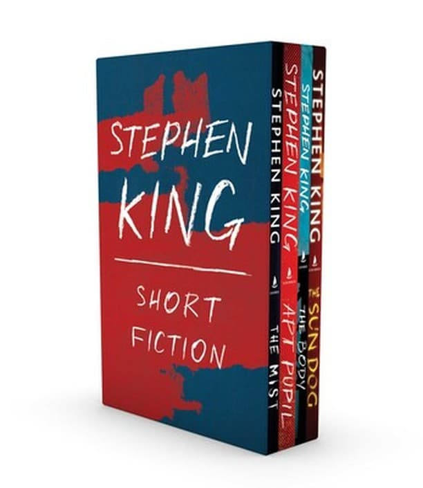 Coffret Scribner Short Fiction 2