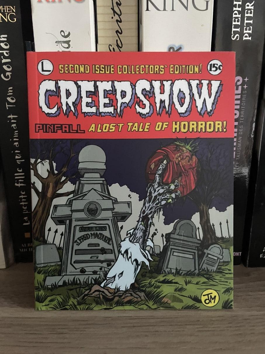 Creepshow2 Arrowvideo Dvd Limitee 02