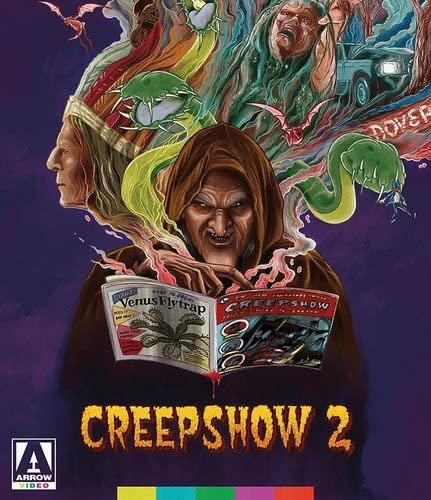 Creepshow2 Arrowvideo Dvd Limitee