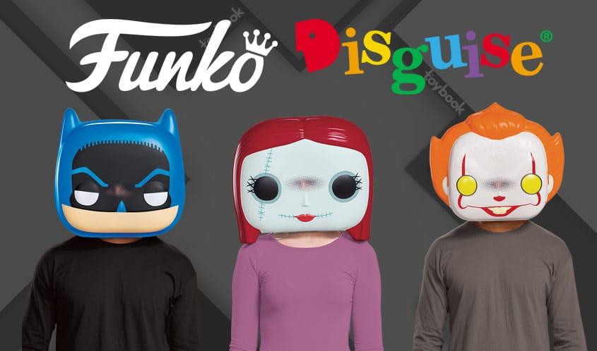 Funko Masks Pennywise