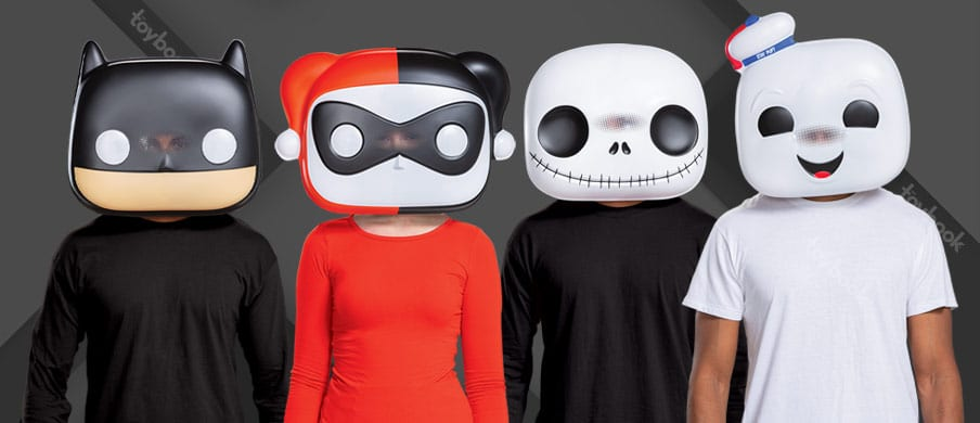 Funko Masks Pennywise2