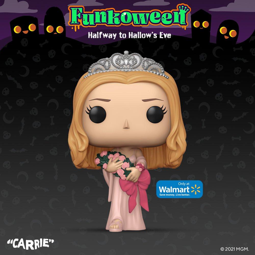 Funko Walmart Carrie