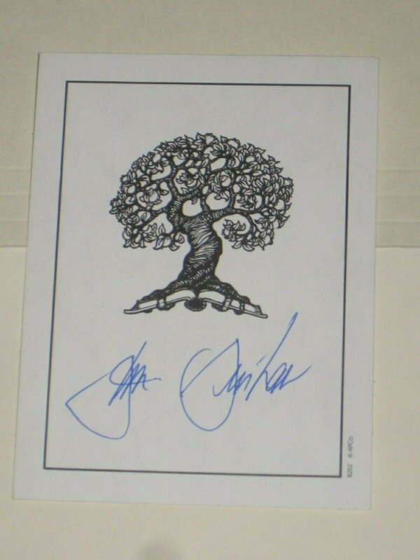 Johngrisham Signed Bookplate 2