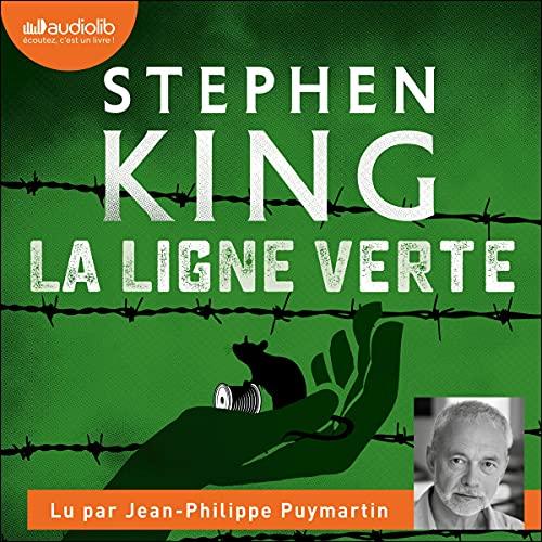 Laligneverte Livreaudio Audiolib Stephenking