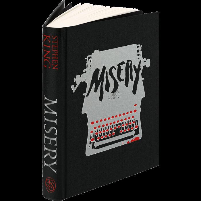 Misery Thefoliosociety Stephenking 01