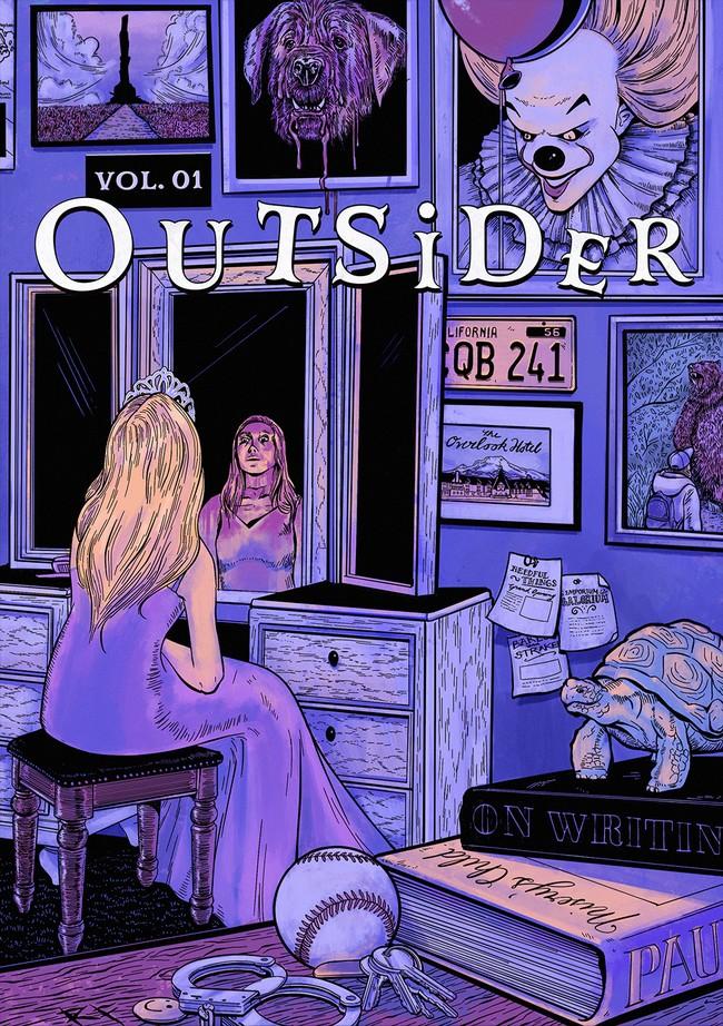 Outsider Stephenking Zine 01