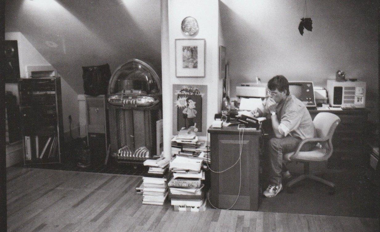 Stephen King Bureau1