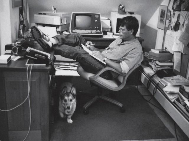 Stephen King Bureau2
