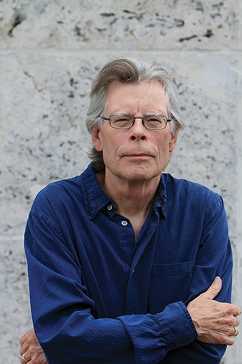 Stephen King Photo Officielle
