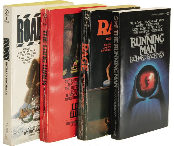 Stephenking Paperback Originals