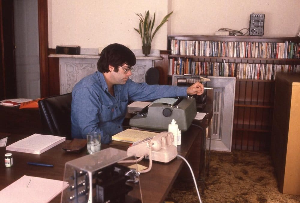 Stephenking Writing