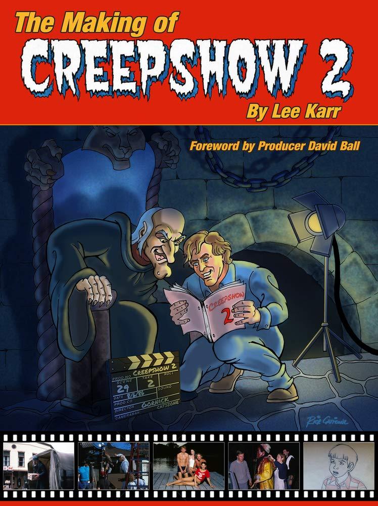 Themakingofcreepshow2 Livre Sur Creepshow2