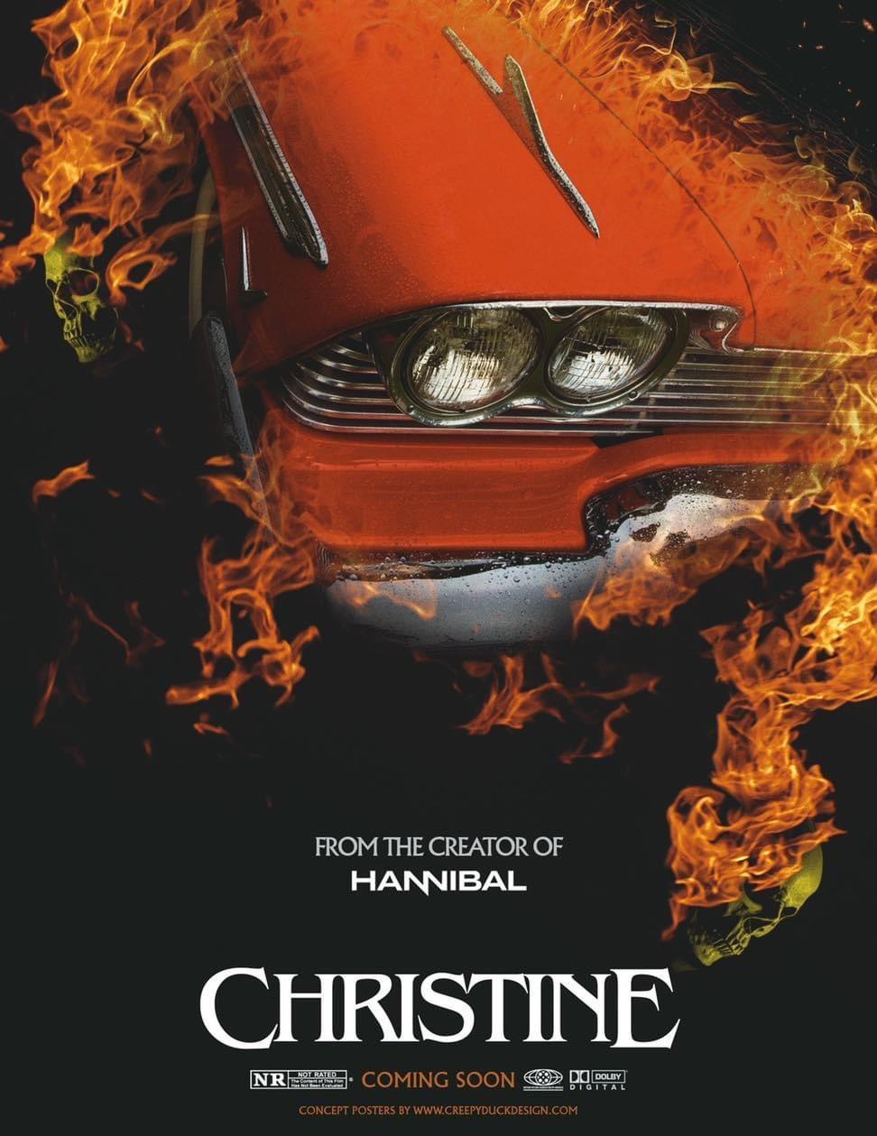 Christine Movie Fanposter