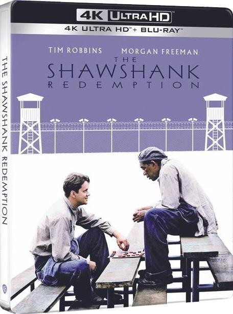Lesevades Shawshankredemption 4k Cover