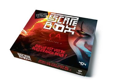 Stephenking Escape Game 404 Editions