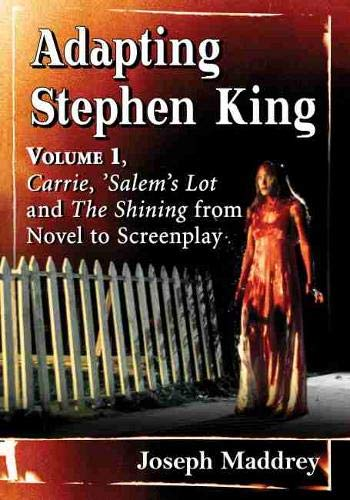 Adapting Stephenking Vol1 Joseph Maddrey Mcfarland