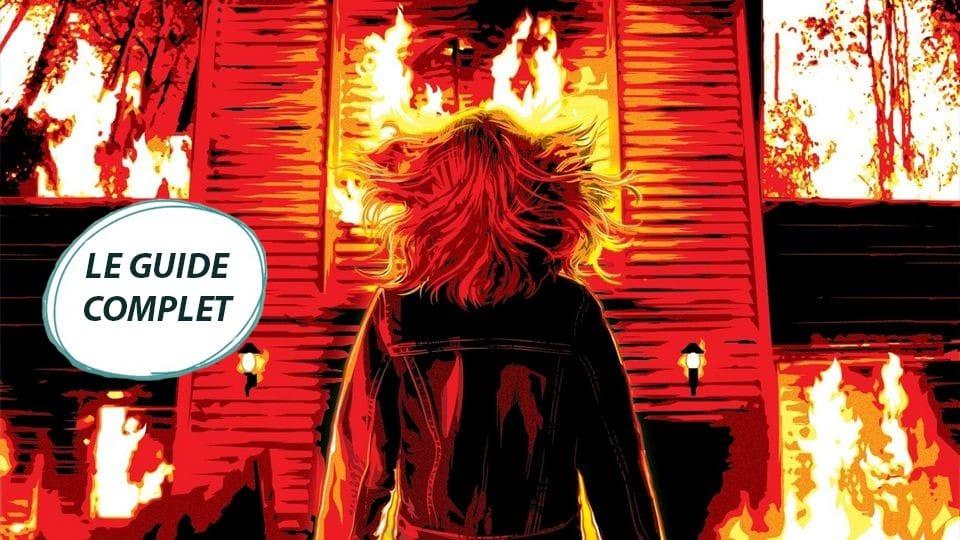 Charlie Firestarter Guide Complet Nouveau Film Blumhouse