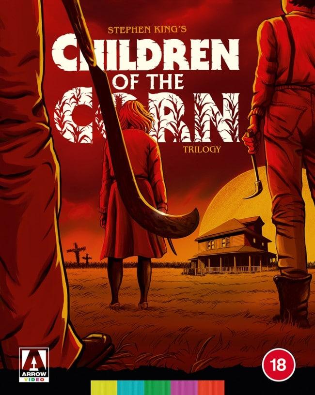 Childrenofthecorn Trilogy Arrow Video 0