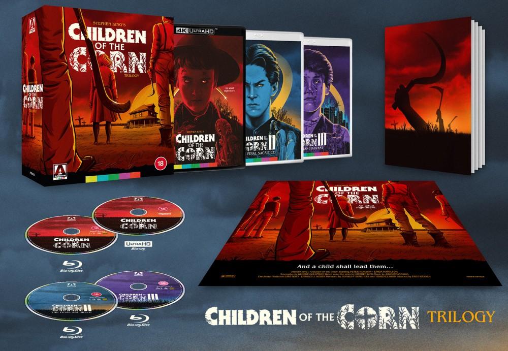 Childrenofthecorn Trilogy Arrow Video 1