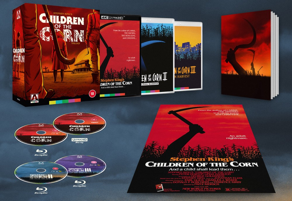 Childrenofthecorn Trilogy Arrow Video 2