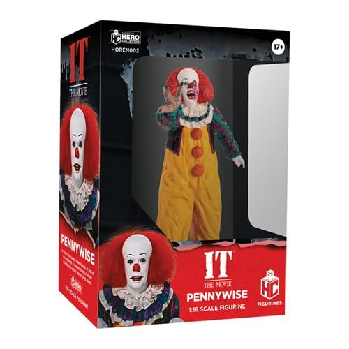 Eaglemoss Pennywise Herocollector Tim Curry 01