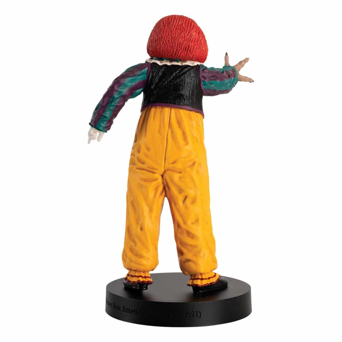 Eaglemoss Pennywise Herocollector Tim Curry 03