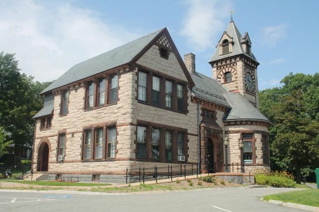 Princeton Library Stephenking Salem