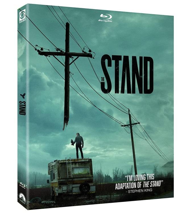 Thestand Serie 2021 Bluray Stephenking