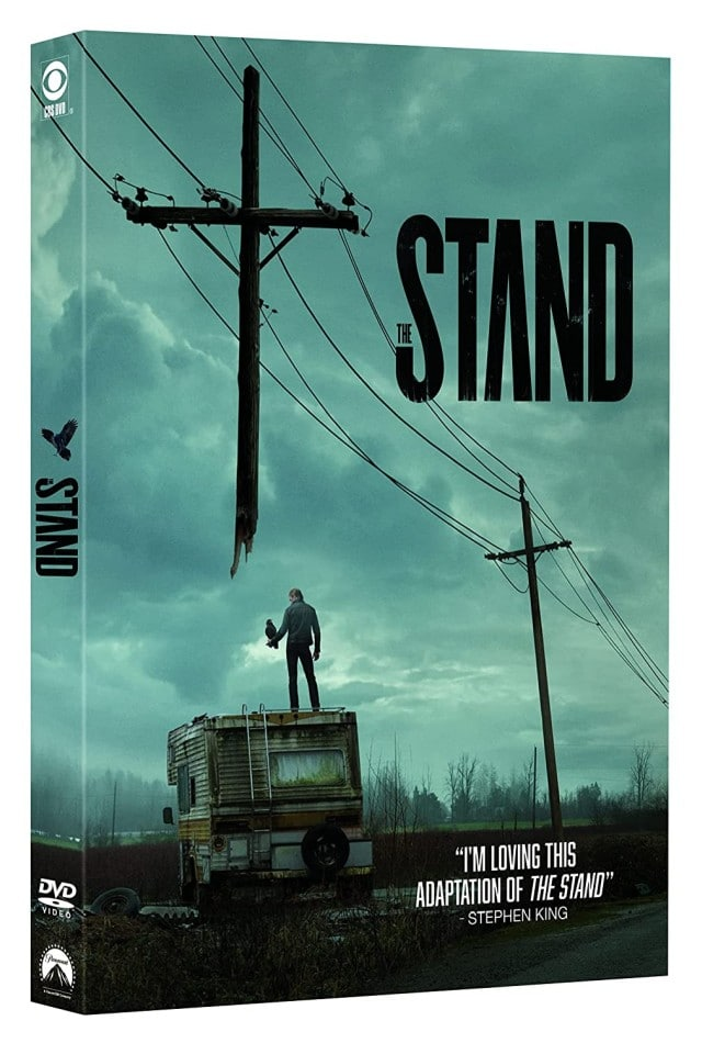 Thestand Serie 2021 Dvd Stephenking