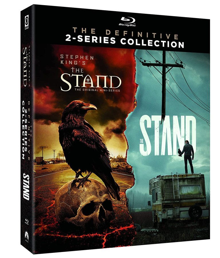 Thestand Stephenking Miniseries Twopack
