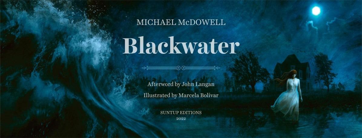 Blackwater Suntup Edition Limitee Michael Mcdowell