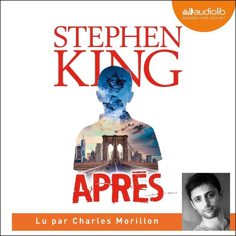 Apres Couverture Livre Audio Stephenking Audiolib Grand