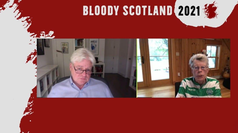 Bloodyscotland Stephenking Linwood Barclay 01