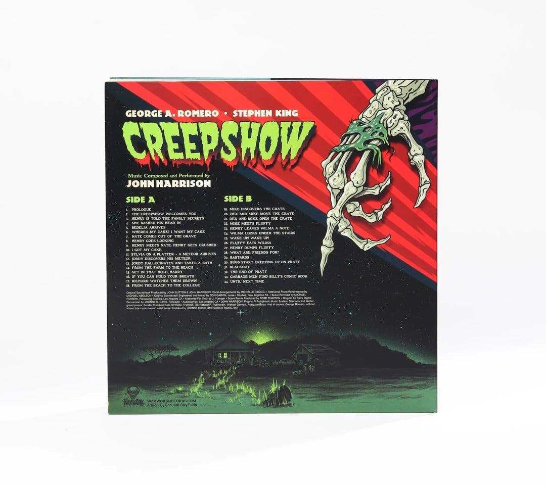 Creepshow Bande Originale Waxwork Records4