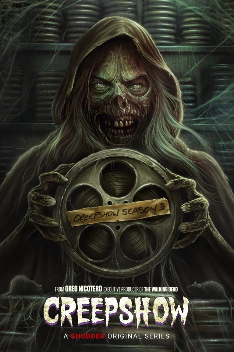 Creepshow Saison3 Poster